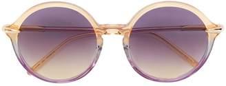 Pomellato Eyewear round gradient sunglasses