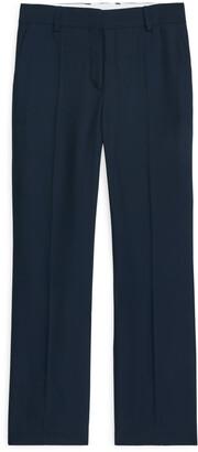 Arket Fluid Twill Trousers