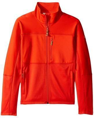 Fjallraven Kids Abisko Trail Fleece Boy's Fleece