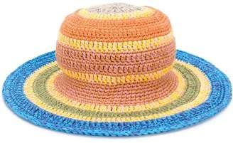 Etro striped knit hat
