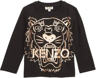 Kenzo Copper Tiger Tee