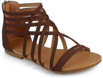 Journee Collection Hanni Gladiator Sandal - Women's