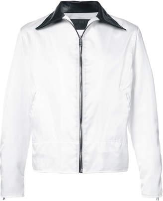 Enfants Riches Deprimes cropped lightweight jacket