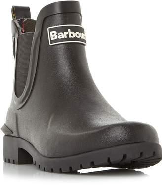 Barbour Wilton Chelsea Wellington Boots