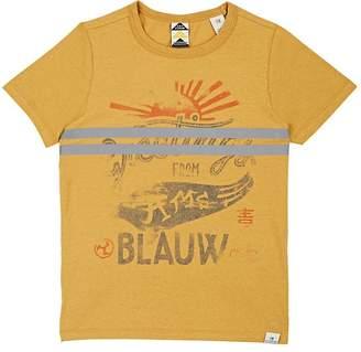 Scotch Shrunk Kids' Graphic Cotton-Blend T-Shirt