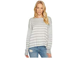 Splendid Cross-Back Sweater Women's Sweater