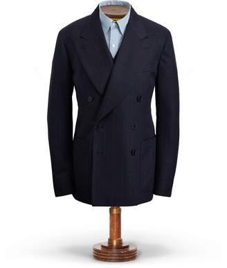 Ralph Lauren Windowpane Wool Sport Coat