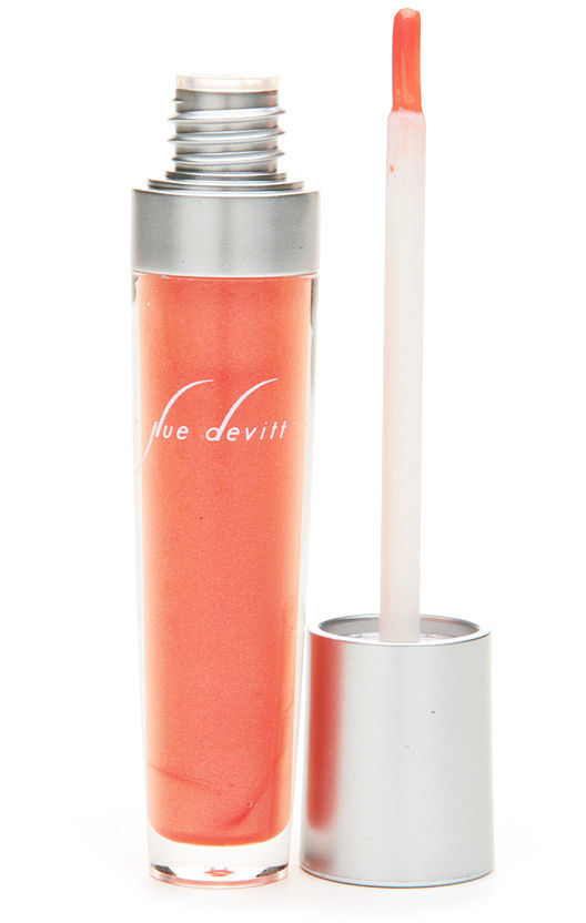 Sue Devitt Lip Enhancing Gloss, Coral Sea 0.15 oz (4.5 g)