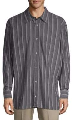 Calvin Klein Striped Sports Shirt