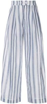SUBOO shoreline cropped pants