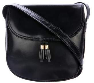 Celine Vintage Leather Crossbody Bag