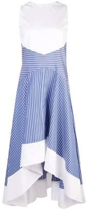 Kimora Lee Simmons Erin striped shirt dress