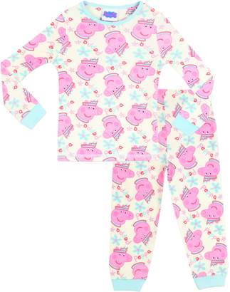 Peppa Pig Girls' Pajamas