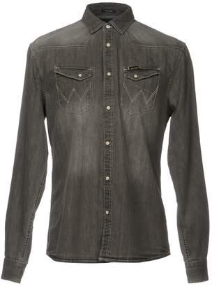 Wrangler Denim shirts - Item 42640093