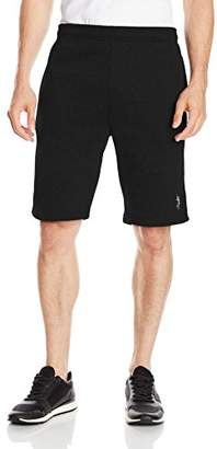 U.S. Polo Assn. Men's Fleece Shorts with Side Stripe