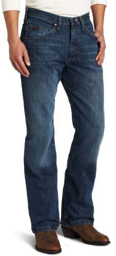Wrangler Men's Tall Competition Relaxed-Fit Jean