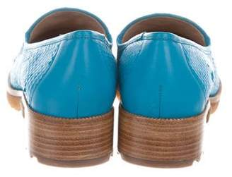 Femmes Sans Peur 2017 Trixy Python Loafers w/ Tags