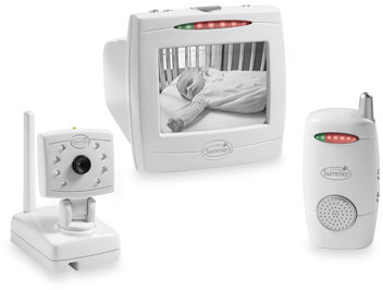 Summer Infant Day and Night™ Baby Video Monitor Set