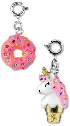 High Intencity CHARM IT!(R) 2-Pack Donut & Unicone Charms
