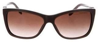 Tiffany & Co. Oversize Acetate Sunglasses