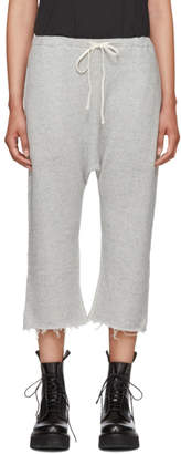 R 13 Grey Field Sweatpants
