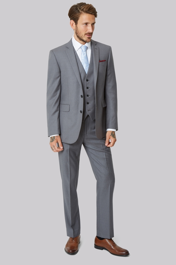Grey Suit - ShopStyle Australia
