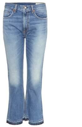Rag & Bone Vintage Crop Flare jeans