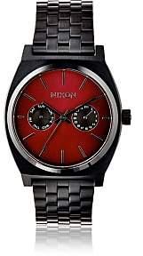 Nixon MEN'S TIME TELLER DELUXE WATCH