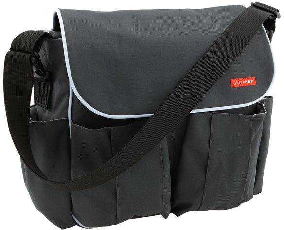 Skip Hop 'Dash' Diaper Bag (Deluxe Edition)