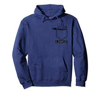 Top Pocket Find Hoodie - Holy Shamoley It's A Bobby Dazzler
