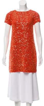 Manoush Embellished Knit Tunic