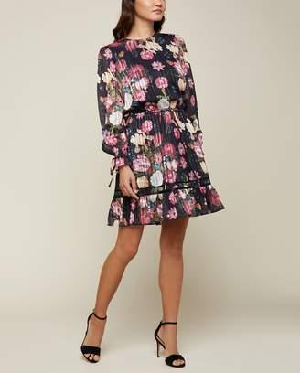 Juicy Couture Botanical Floral Dress