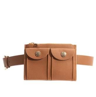 Vince Camuto Double Pocket Belt Bag