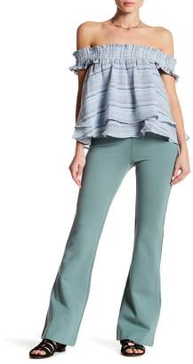 Romeo & Juliet Couture Flared Pants