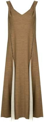 Muller of Yoshio Kubo Muller Of Yoshiokubo Dry tweed dress