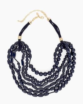 Chico's Nia Multi-Strand Necklace