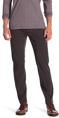 "Perry Ellis Travel Luxe Tech Slim Fit Cargo Pants - 32"" Inseam"