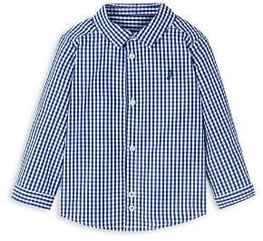 Jacadi Boys' Gingham Shirt - Baby