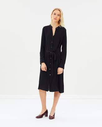 Theory Effortless Tunic Dress