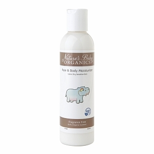 Nature's Baby Natures Baby Organics Face & Body Lotion NSF, Fragrance Free