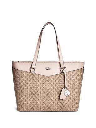 Factory GUESS Women's Birch Logo Tote
