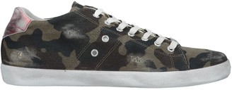 Leather Crown Low-tops & sneakers - Item 11587358WO