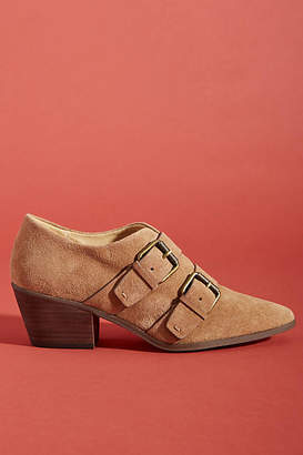 Splendid Carla Buckle Booties