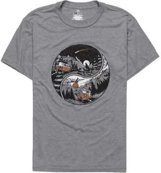 Meridian Line Ying Yang Bus T-Shirt - Men's