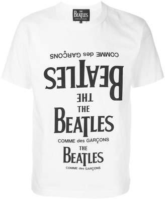 Comme des Garcons The Beatles X The Beatles X T-shirt