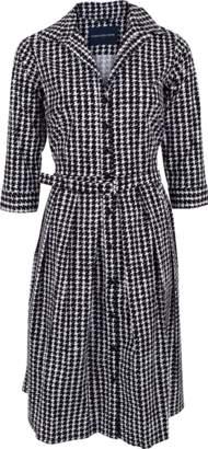 Samantha Sung Audrey Shirt Dress