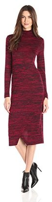 Kensie Women's Drapey Space Dye Dress $27.99 thestylecure.com