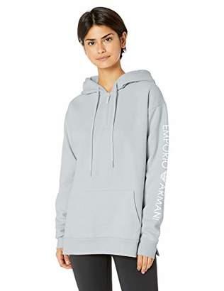 Emporio Armani Women's Feminine Active Maxi Sweater