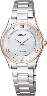 [シチズン]CITIZEN 腕時計 Citizen Collection シチズンコレクション シンプルアジャスト エコ・ドライブ 薄型ペア EM0404-51A レディース