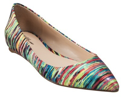 Prabal Gurung Women's for Target® Pointy-Toe Flat - Nolita Print